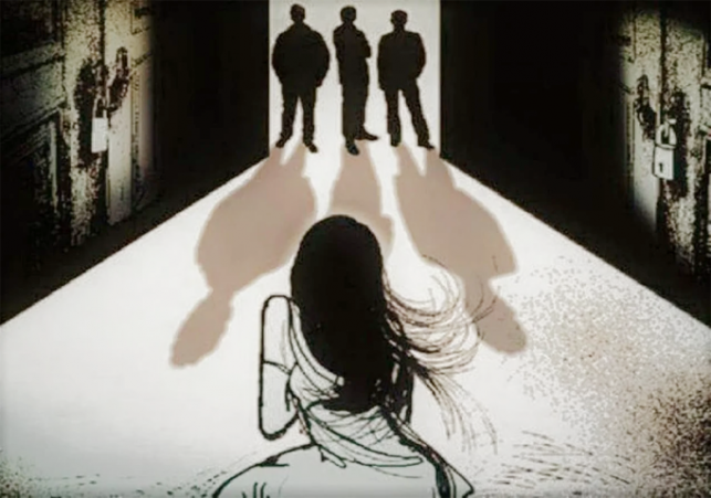 55 year old woman gang raped in UP